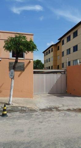 Aluguel Passaré - Condomínio Karol Wojtyla, 3º andar - R$ 750,00