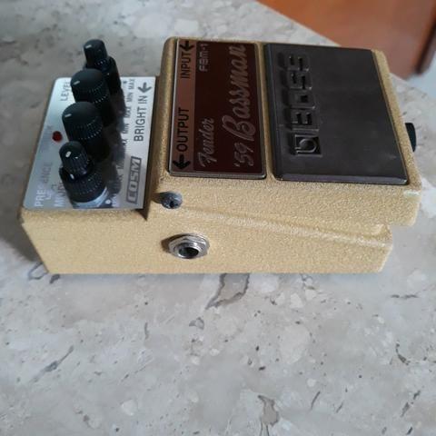 Boss FBM-1. Fender Bassman '59 - Foto 2