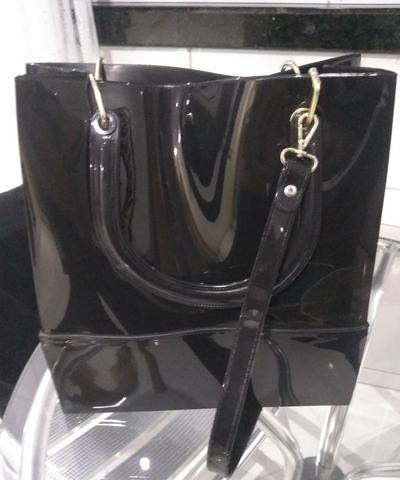 Bolsa couro Petite Jolie - Foto 2