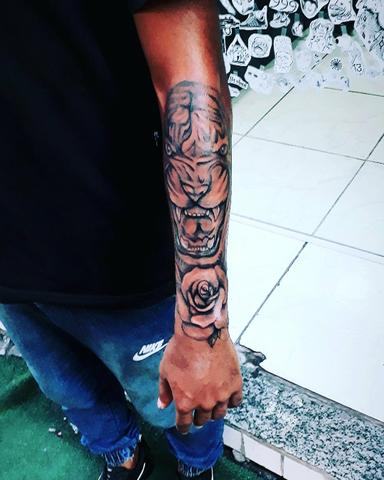 Troco Tattoo por tudo - Foto 3