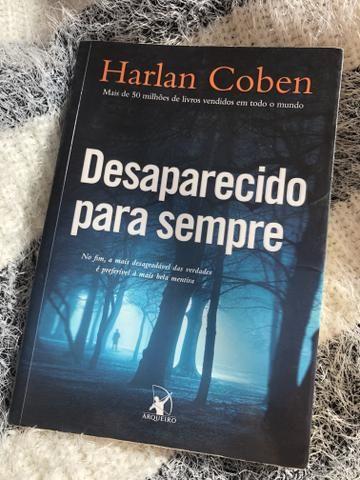 Livro: Desaparecido para sempre - Harlan Coben