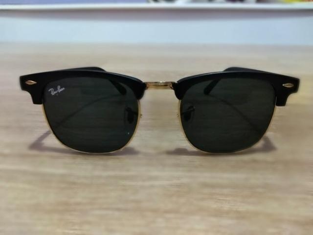 Óculos de sol ray ban blaze clubmaster - Bijouterias, relógios e ... 30c2b84b5d