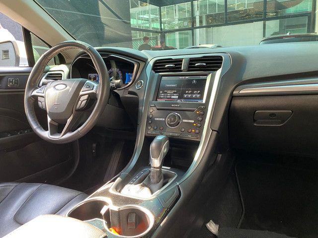 Ford fusion titanium fwd aut - Foto 7