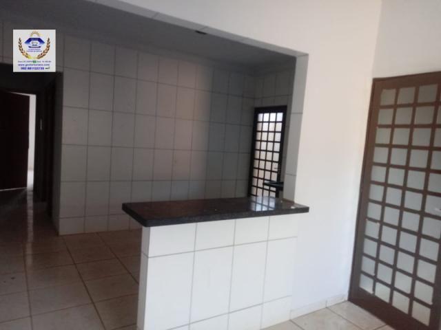 Casa Padrão para Aluguel em Setor Ponta Kayana Trindade-GO