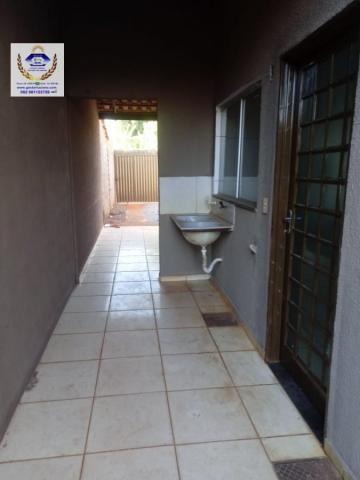 Casa Padrão para Aluguel em Setor Ponta Kayana Trindade-GO - Foto 11