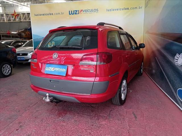 Fiat Palio 1.4 Mpi Attractive Weekend 8v - Foto 4