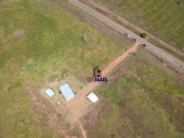 Fazenda rural à venda, á margem da BR 364, Cacoal. - Foto 2