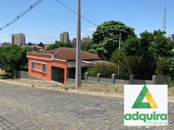 Casa com 3 quartos - Bairro Jardim Carvalho em Ponta Grossa - Foto 2