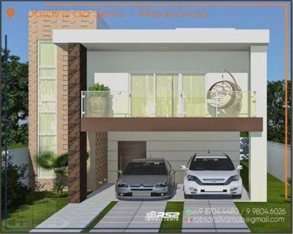 Casa em Condomínio para Venda em Maracanaú / CE no bairro Cágado, Casa a venda Jardins da  - Foto 7