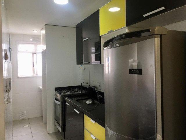 Boulevard das Palmeiras - 3 dormitórios com suíte semi mobiliado, vaga coberta - Foto 4