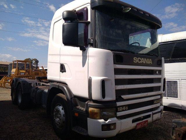 Scania 124G 400 cv - Foto 2