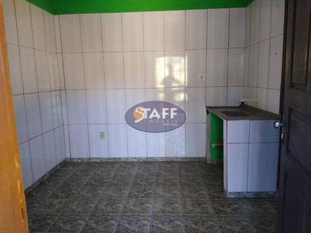 RE#Conjunto de casas de 1 e 2 quartos a venda no centro de Unamar- Cabo Frio!!CA1640 - Foto 14