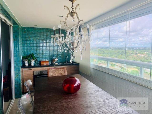 Apartamento à venda, 58 m² por R$ 430.000,00 - Patamares - Salvador/BA - Foto 4