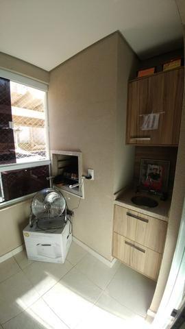 Aluga-se apartamento planejado e mobiliado Reserva do bosque - Foto 2