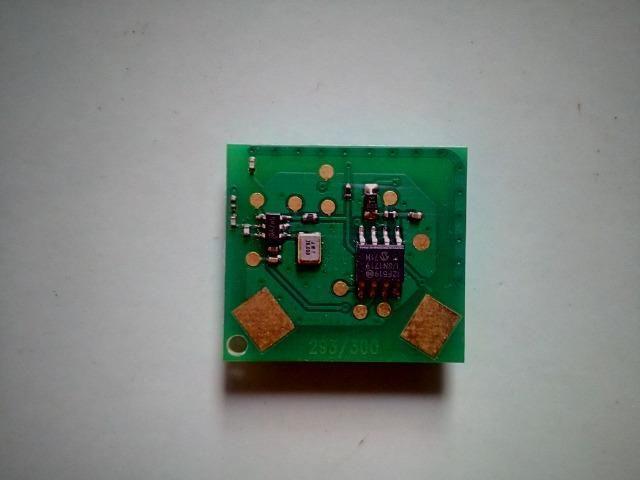 Telecomando placa alarme chave positron - Foto 3