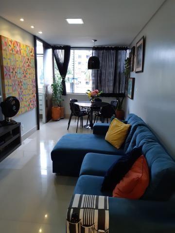 Vieira Alves - Apartamento Santa Clara com 3 suítes 100% mobiliado - Vendo 525 mil - Foto 2