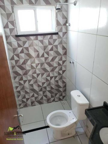 Pare de pagar aluguel! Casas com 3 quartos sendo 1 suíte com Documentação Grátis - Foto 6