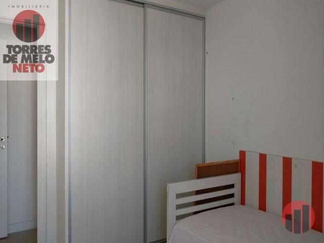 Apartamento à venda, 130 m² por R$ 1.050.000,00 - Fátima - Fortaleza/CE - Foto 4