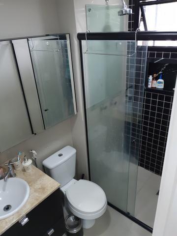 Vieira Alves - Apartamento Santa Clara com 3 suítes 100% mobiliado - Vendo 525 mil - Foto 13