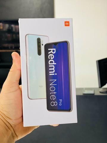 Redmi Note 8 Pro 128gb/6gb. Aparelhos lacrados versão global. Temos ótimos preços