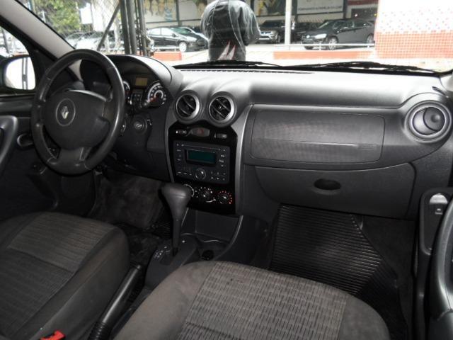 Sandero Privilege 1.6 2012 Automatico u.dono - Foto 12