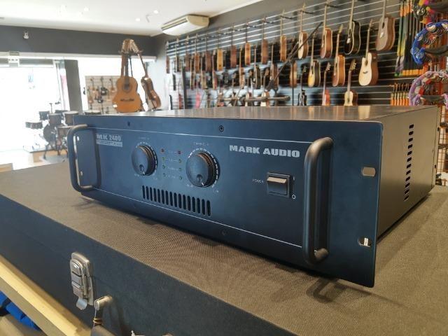 Amplificador Mark Audio 400W RMS (Novo) - Foto 3