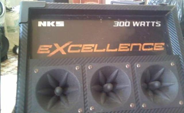 Caixa amplificada NKS Excellence - Foto 3