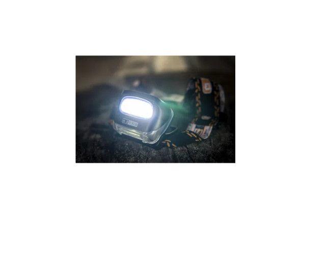 Lanterna de cabeça Azteq kashina tecnologia cob potente em curta distância - Foto 3