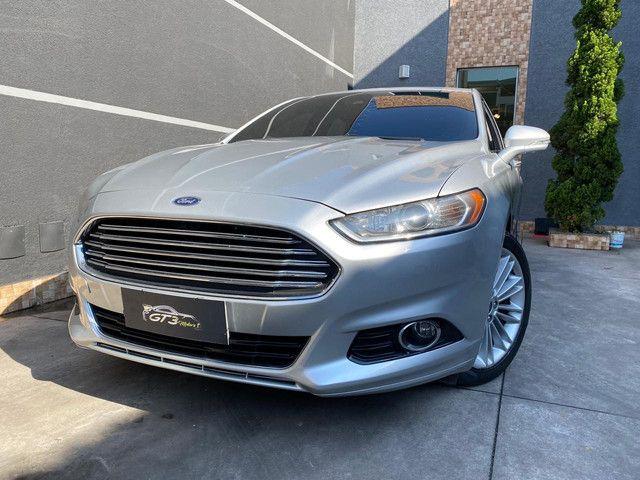 Ford fusion titanium fwd aut