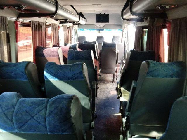 Microônibus I/M Benz Sprt Si Tnei Lu Diesel 2012 Completo - Foto 7
