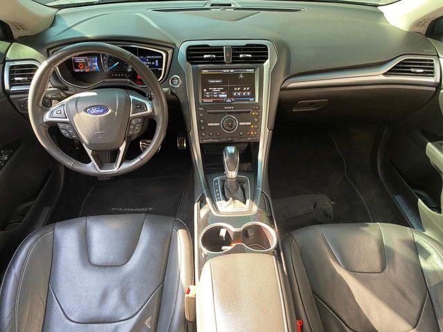 Ford fusion titanium fwd aut - Foto 6