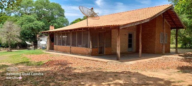 Rancho no Pantanal Albuquerque Mato Grosso do Sul - Foto 2