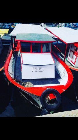 Barco 13,5mts / Passeio-Pesca-Turismo - Foto 4