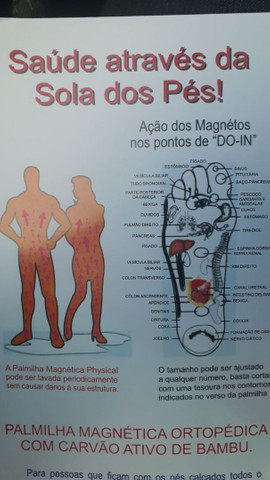 Palmilha Magnética - Foto 2