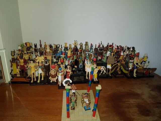 Coleção semi completa Egípcia