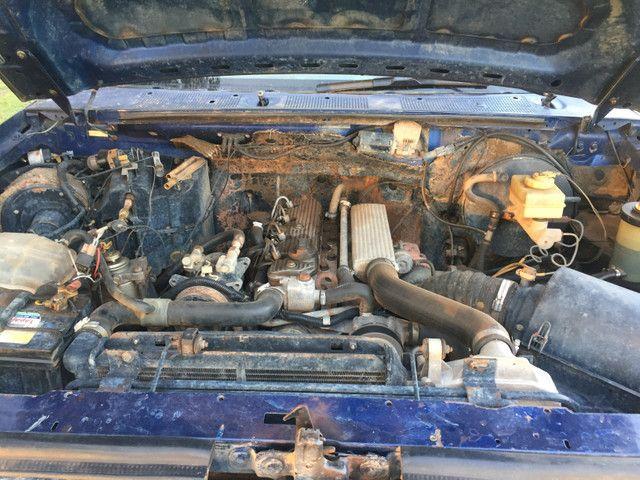 F1000 4x2 XL 2.5 HSD diesel Turbo - Foto 4