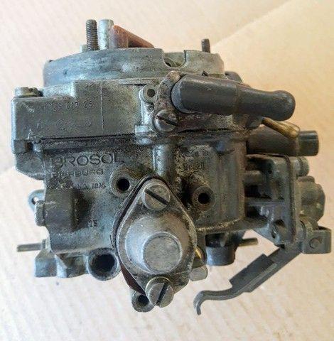 Carburador solex 2E gasolina - Foto 2