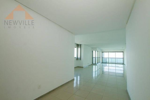 Apartamento com 4 quartos para alugar, 201 m² por R$ 9.499/mês - Boa Viagem - Recife - Foto 6