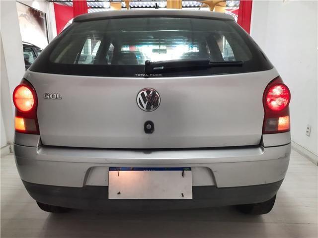 Volkswagen Gol 1.0 mi 8v flex 4p manual g.iv - Foto 4