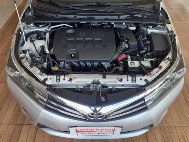 Toyota Corolla 2.0 XEI 16V FLEX 4P AUTOMATICO - Foto 6
