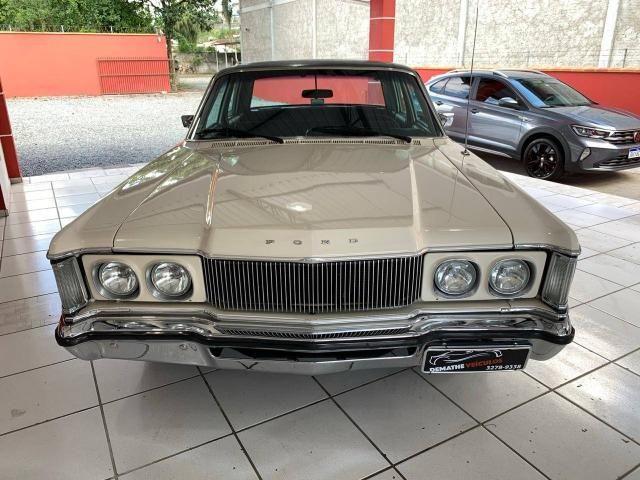GALAXIE 1976/1976 4.8 LTD V8 16V GASOLINA 4P MANUAL - Foto 4