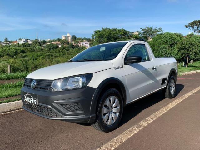 VW - VOLKSWAGEN SAVEIRO ROBUST 1.6 TOTAL FLEX 8V