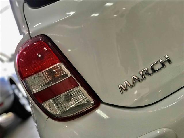 Nissan March 1.0 s 16v flex 4p manual - Foto 9