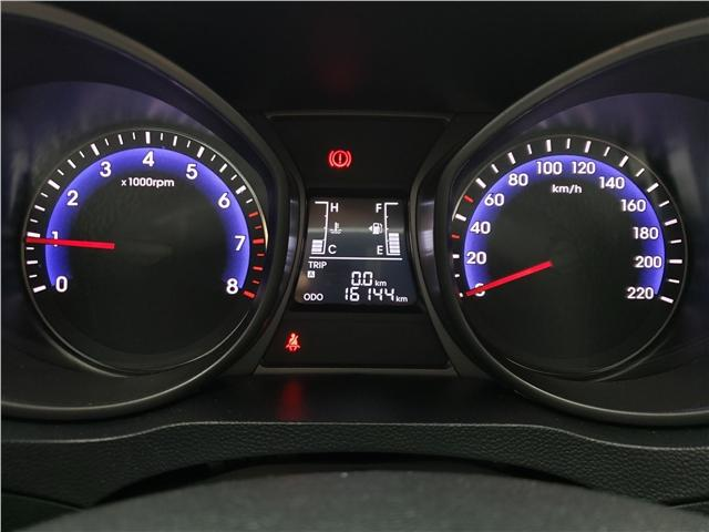Hyundai Hb20 1.0 unique 12v flex 4p manual - Foto 14