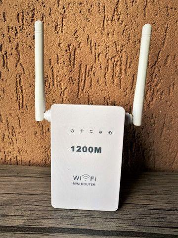 Repetidor para Internet wifi - Wireless-N Mini Router - 2.4G - 110v/220v - Foto 2