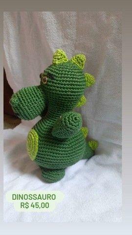 Artesanato de crochê  - Foto 2