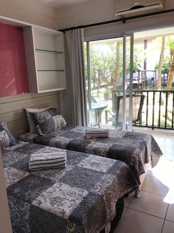 Apartamento Terreo de 3 quartos Pé na Areia Beach Living Porto das Dunas - Foto 6