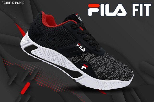 Sapatos Fila - Foto 5