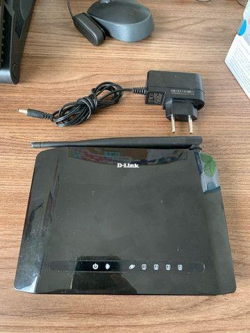 Roteador D-Link DIR-610