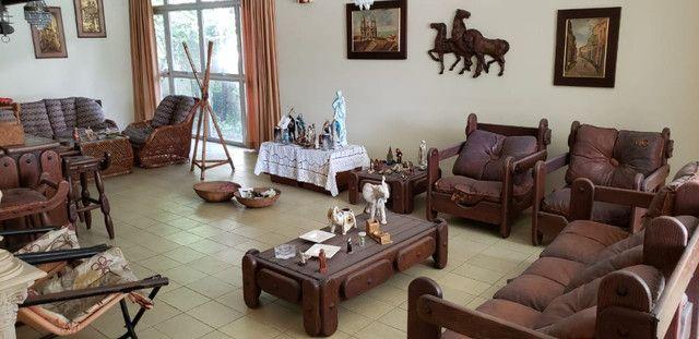 Casa em Piedade, b.mar 586 m², terr. 638 m², 2 pav. 5 qtos, ste, 200 m da praia - Foto 2